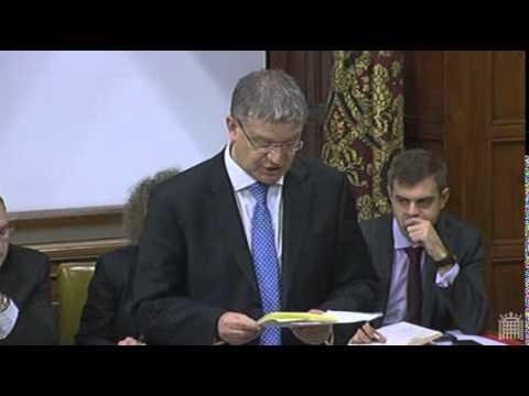 Westminster Debate 18 12 14