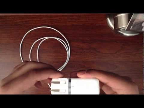MacBook Pro Charger Trick