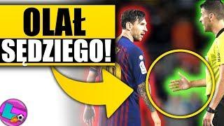 Leo Messi NIE PODAŁ RĘKI sędziemu! Luka Modrić piłkarzem ROKU!