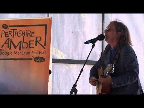Dougie MacLean Singing Dundee Scotland