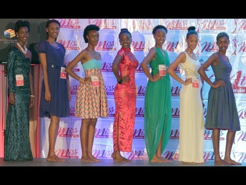 MISS RWANDA 2014 AUDITIONS IN EASTERN PROVINCE
