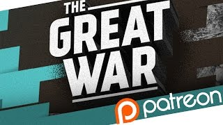 Patreon Announcement I THE GREAT WAR