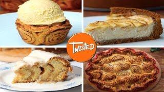 11 Easy Apple Dessert Recipes    Twisted