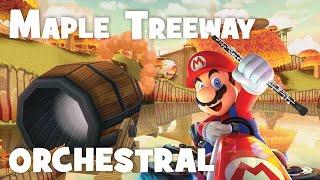 Maple Treeway | Mario Kart Wii Orchestral Remix