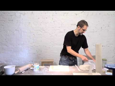 Pottery Video: Using