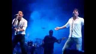 Andy & Lucas - Porque contigo me voy (Málaga)