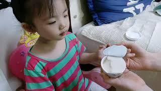 오가닉닥터 떼르드글라스 유기농아이스크림 바닐라컵