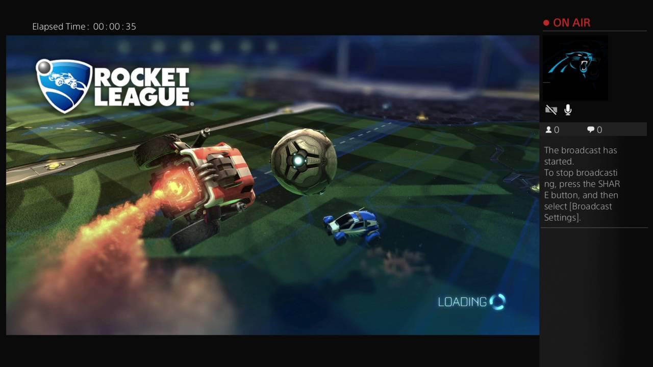 Rocket League Hypernova