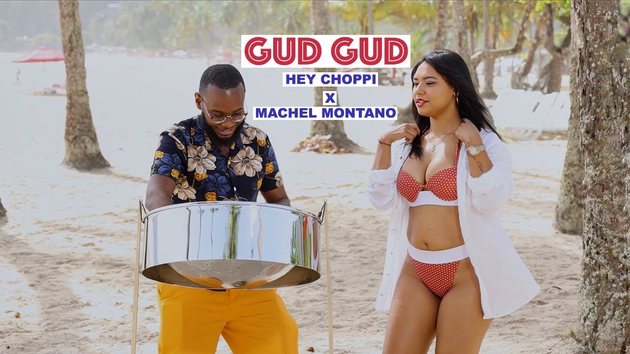 Download Gud Gud - Machel Montano x Hey Choppi (Steelpan Cover)