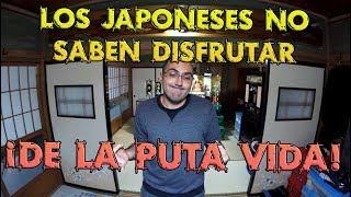 😰😰 ¡¡Los japoneses no SABEN DISFRUTAR LA VIDA!!  😰😰