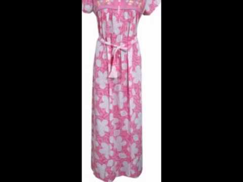 Indiatrendzs Women s Summer collection Designer Nighty - YouTube b13892419