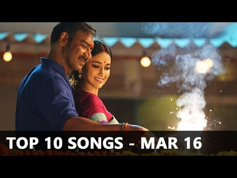 Top 10 Bollywood Songs of the Week (Radio Mirchi Charts) - Mar 16, 2018
