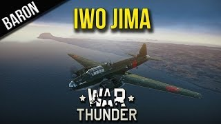 war thunder japanese bombers over iwo jima baron sank my battleship