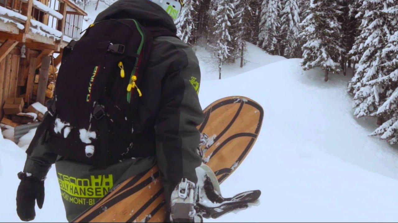 Download Borealis Drakkar 2016 Snowboard - Team Rider Ludwig Bianchin