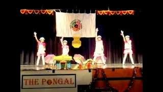 New England Tamil Sangam Pongal Vizha 2013 - Fusion Dance by Kids