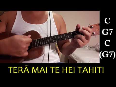 TUI HEI - ukulele cover with lyrics