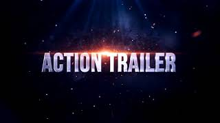Trailer Intro template AE