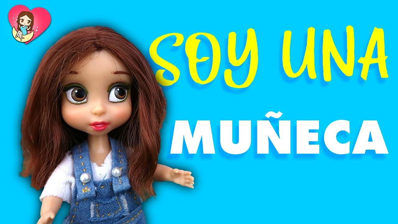 Me convierto en una Muñeca y me uno a la Pandilla Junior  | Princesas de Disney