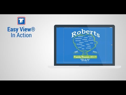 bdfbab44 Family Reunion T-Shirt Design in Easy View® - YouTube