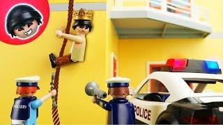 Karlchen auf der Flucht! Playmobil Polizei Film - KARLCHEN KNACK #245