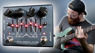 Darkglass Alpha Omega Ultra [Bass Demo]