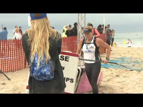Santa Monica Pier Paddleboard Race & Ocean Festival - June 10, 2017