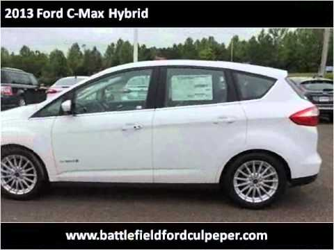 2013 ford c max hybrid new cars culpeper va youtube. Cars Review. Best American Auto & Cars Review