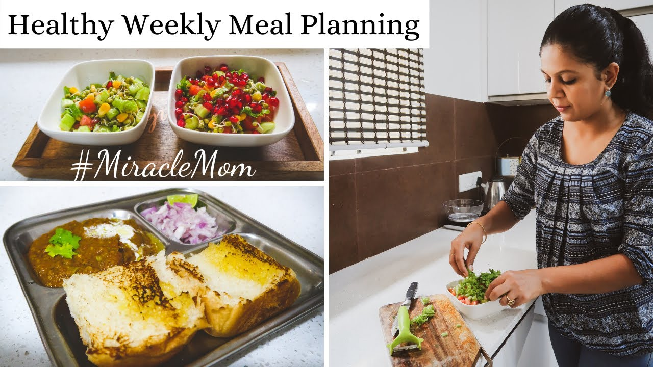 Our Current Weekly Meal Planning | Healthy And Nutritious Meal Prep