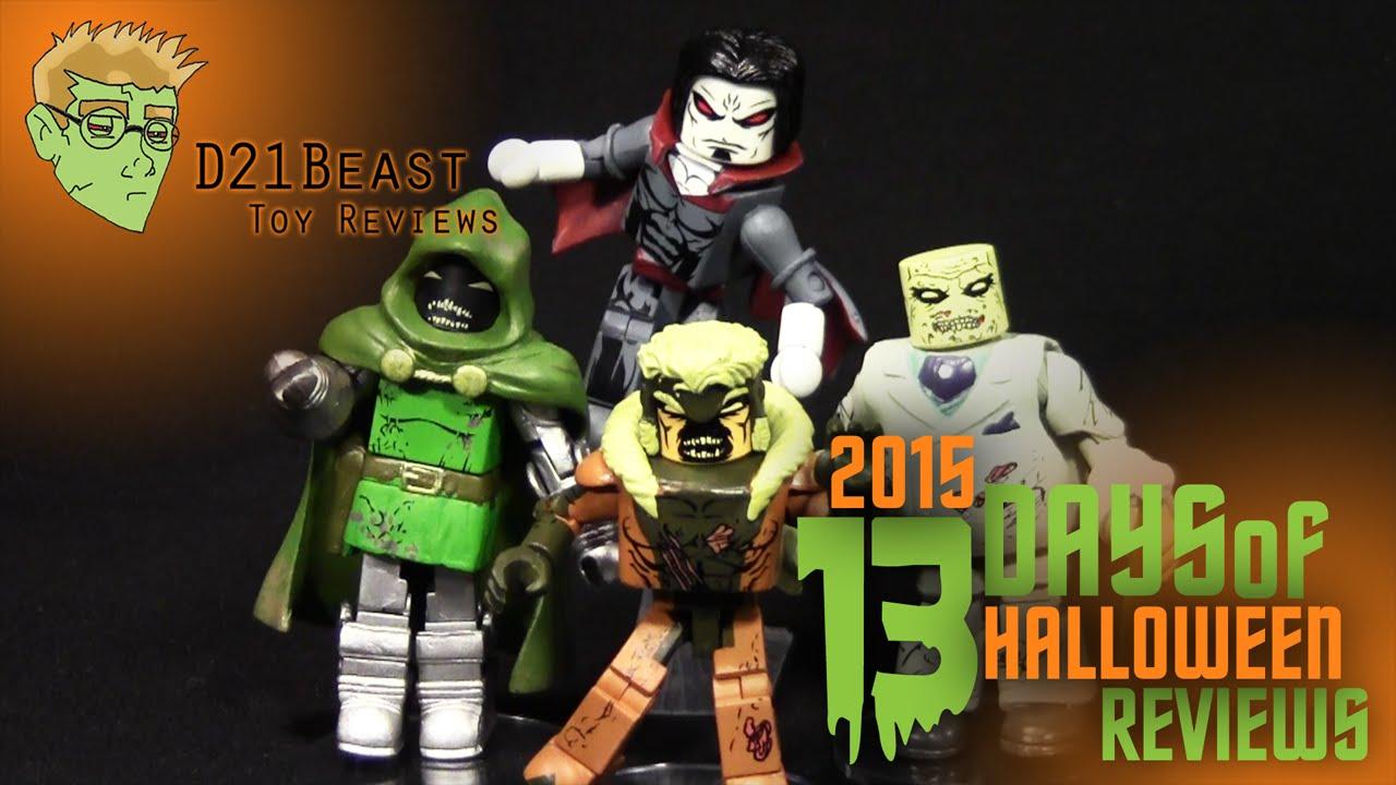 Doom Marvel Minimates Zombies Villains # 2 Dr