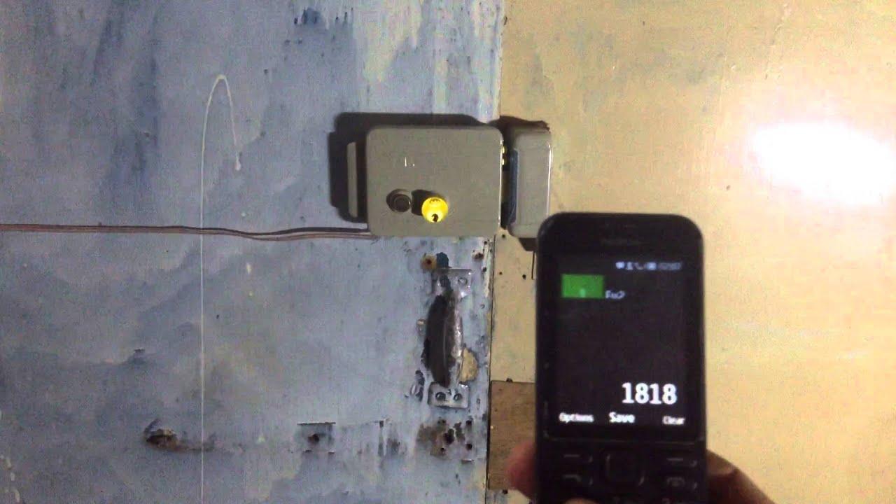 Open Door With Mobile Phone 00923030602030 Youtube