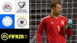 FIFA 20: Estland v Deutschland l [EM-Qualifikation 2020] Prognose [FULL HD]