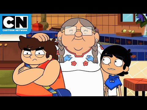 Chata's Best Life Lessons   Victor And Valentino   Cartoon Network