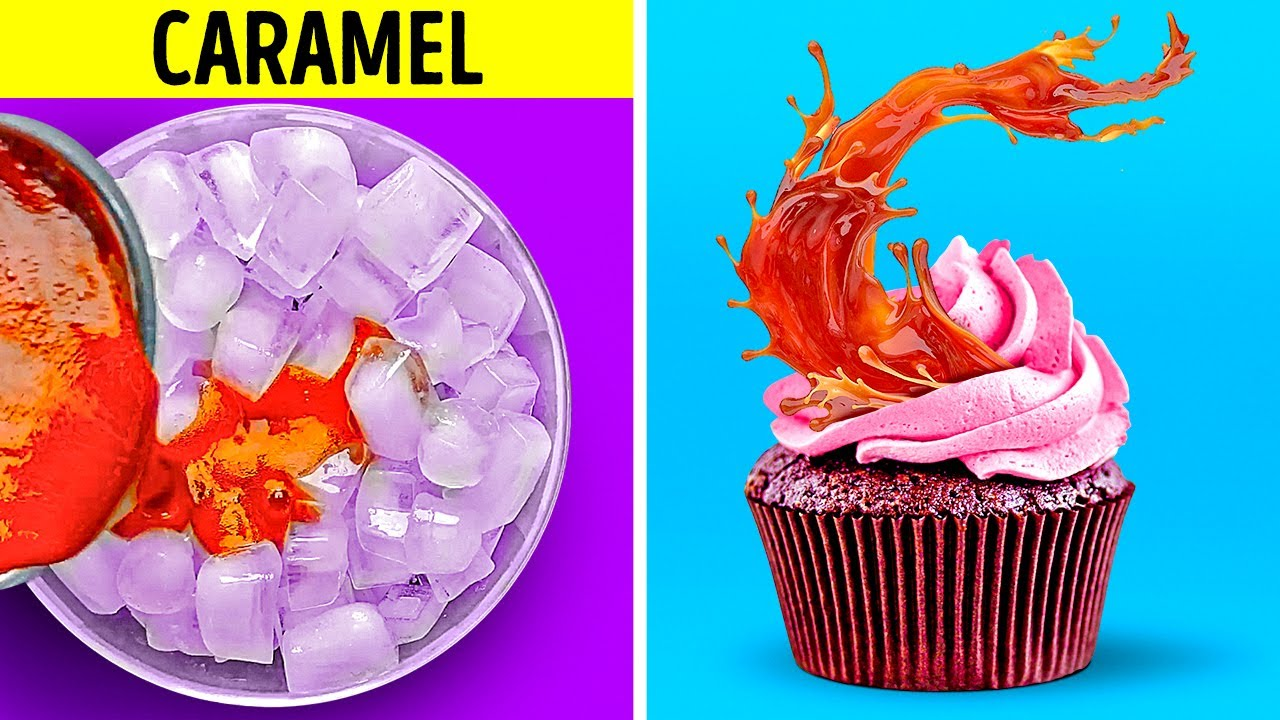 30 UNUSUAL YET DELICIOUS WAYS TO COOK FOOD