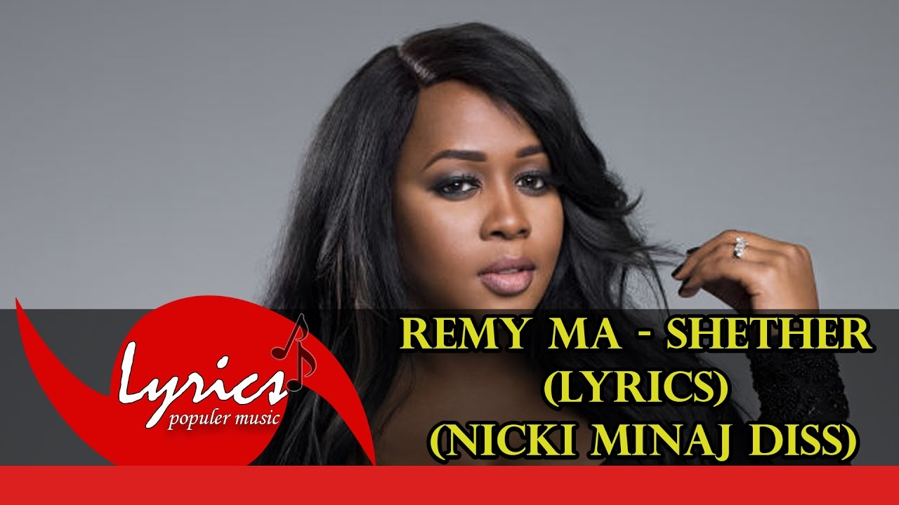 Remy Ma - Shether [Official Music Lyrics] - YouTube
