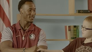 <b>Travis Rudolph</b> Reconnects with Bo Paske | A SEASON WITH ...