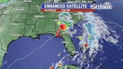 Tropical weather forecast & Nestor update #2: Oct. 19, 2019