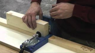 Pocket Hole Joinery How-to