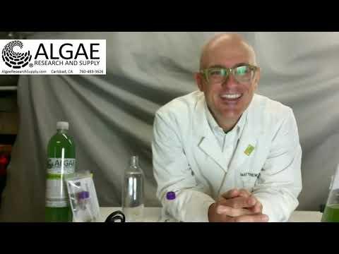 Basic Algae Culture Class