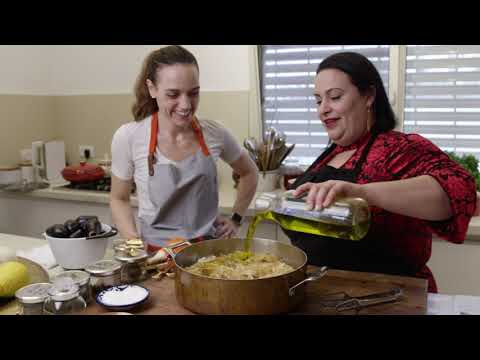 Classic Arab Chicken Masachan with Chef Nof Atamna-Ismaeel