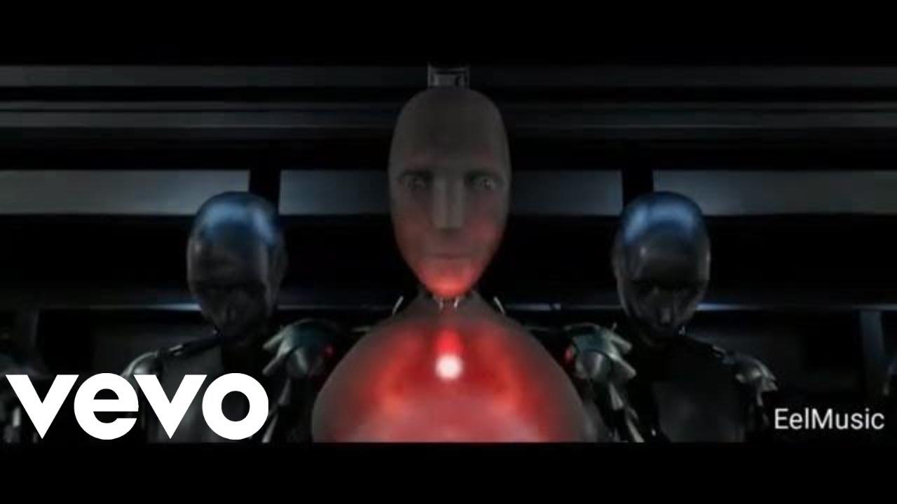 Eminem - Till I Collapse ( I, Robot Music Video)
