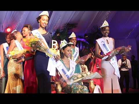 Miss Rwanda 2015 Grand Finale (Full video); Kundwa Doriane Crowned
