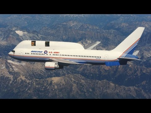 5 Unusal Boeing Aircraft That Are Real