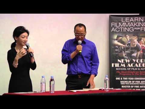 New York Film Academy & The Korea Society Present Kyuhwan Kim