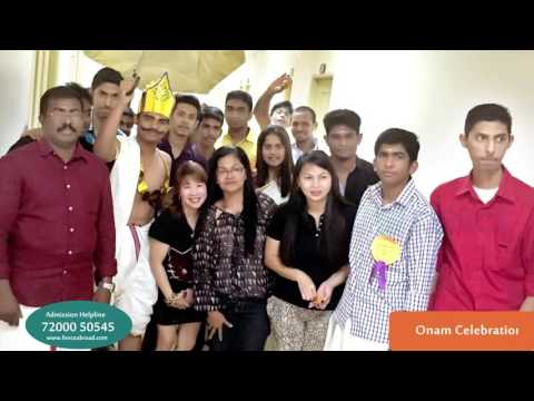 University of Perpetual Help System Dalta Students Speech in philippines