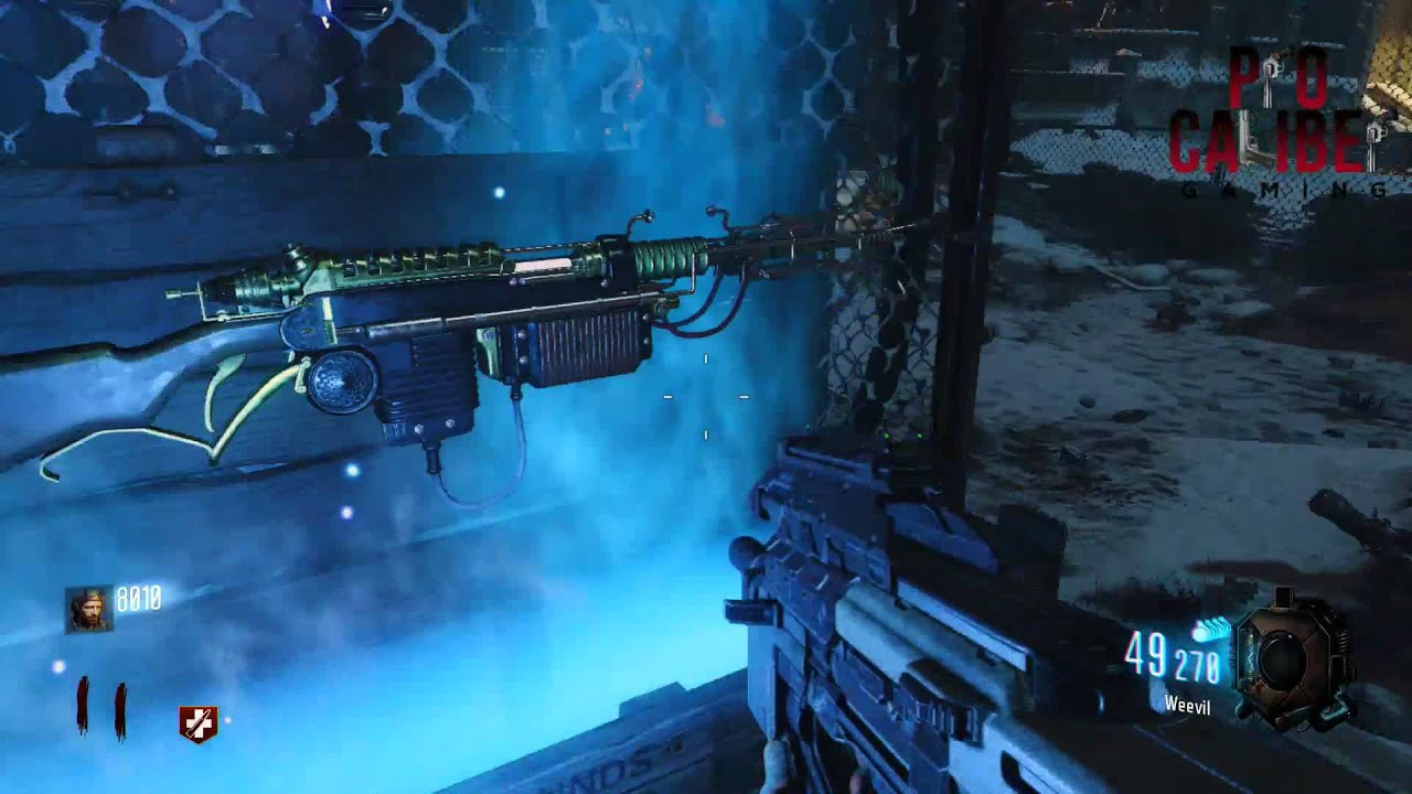 Black Ops 3 Mystery Box Glitch Wonder Waffe Light