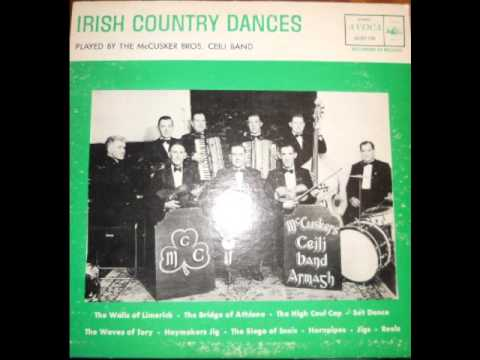 McCusker Brothers Ceili Band- Irish country dances 7-12