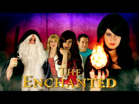 The Enchanted Preview #3 and Release Date announced! [WebSeries/Fantasy/Supernatural/Teens]