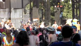 """barstool"" ~ The Sting Cheese Incident Feat The Travelin' Mccourys 7-1-12 Electric Forest 2012"
