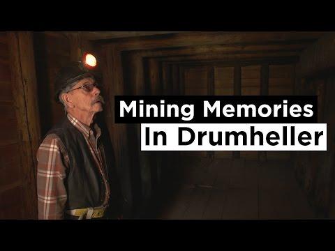 Mining Memories in Drumheller - Atlas Coal Mine