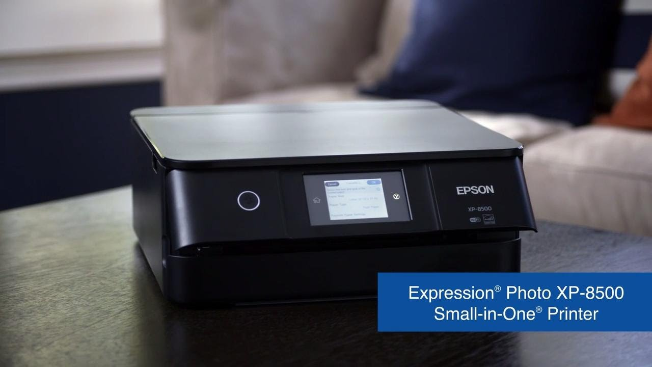 Buy Epson Expression Photo XP-8500 from £89.00 – Compare ...